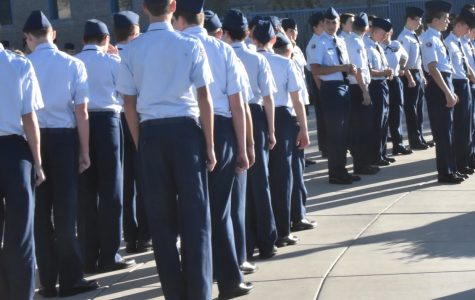 ROTC teaches respect, responsibility, and work ethic