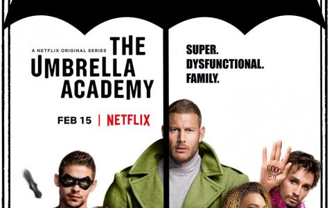 The Umbrella Academy portrays superheroes as not so super