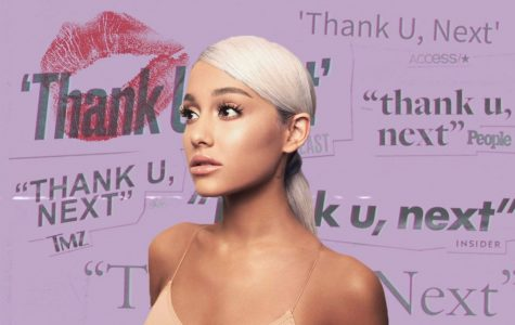 Ariana Grande ghosts former fling in new album