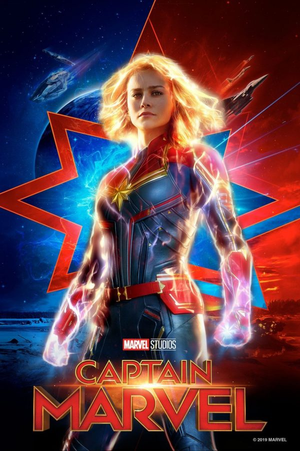 Captain Marvel brings audiences 'higher, further, faster' than ever before