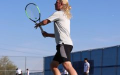 Boys and girls tennis rallies up a new team