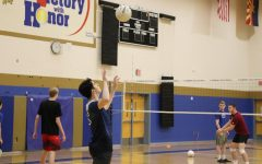 Boys volleyball aims for state championship