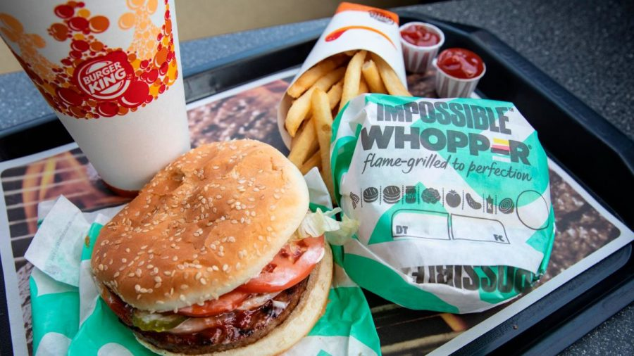 The+Impossible+Whopper+is+the+hit+new+item+on+the+Burger+King+menu.
