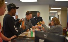 Eagle Grind brings caffeine to teachers, experience to students