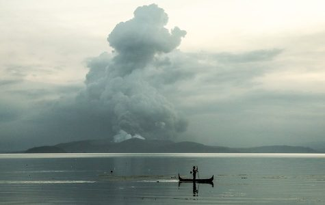 Taal Volcano creates dangerous circumstances for the Philippines