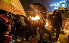Hong Kong protesters should march on