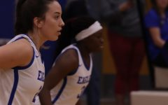 Girls varsity basketball falls to Pinnacle in their first loss of the season