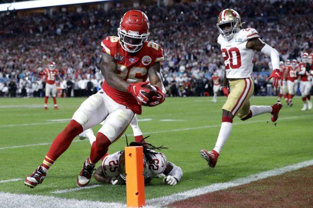 Chiefs come back to win Super Bowl LIV