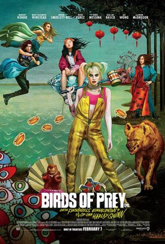 """Birds of Prey"" brings power to women in DC fashion"