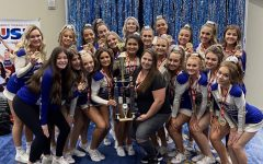 Cheer and pom get peppy with success
