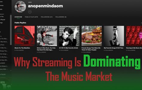 Why Streaming Is Dominating The Music Market