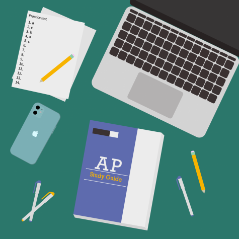 AP exams bring a whole new experience for schools