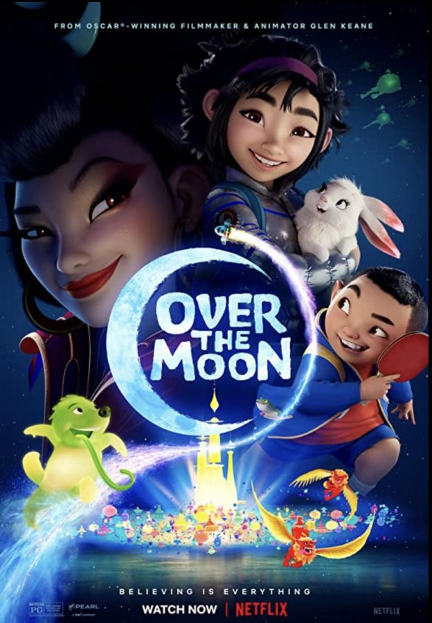 Netflix reaches new heights with Over the Moon