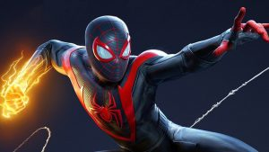 """""""Spider-Man: Miles Morales"""" struggles with identity"""