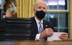 Biden's first few days in office