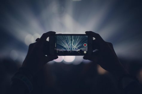 Rise of online concerts