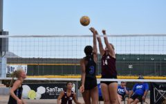 Beach volleyball chases a state title