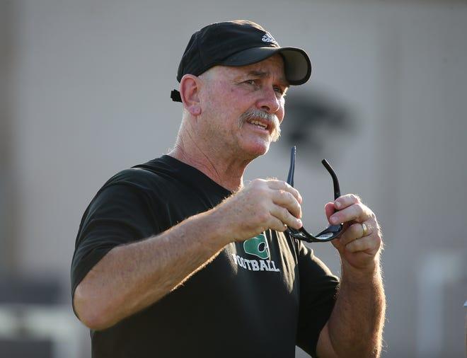 Brian Cole named new head football coach