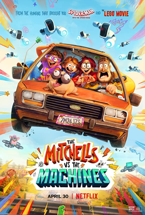 The Mitchells vs. the Machines is a breath of fresh air