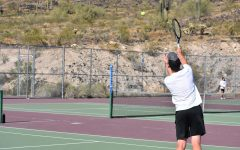 OHS Tennis plays through a rocky season