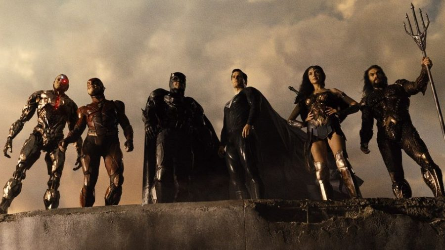 Zack Snyder's Justice League is... not good