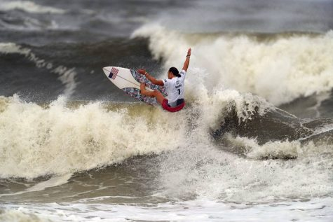 Surfing, skateboarding added to the 2020 Olympics