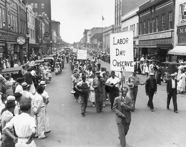 Labor Day celebrates American workers